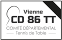 Comité Départemental de Tennis de Table de la Vienne