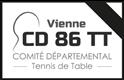 Comité Départemental de Tennis de Table de la Vienne